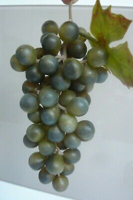 Small Bunch of Decorative Artificial Grapes