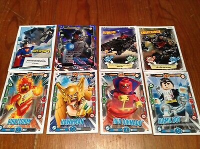 Lego Batman Trading Cards Justice League