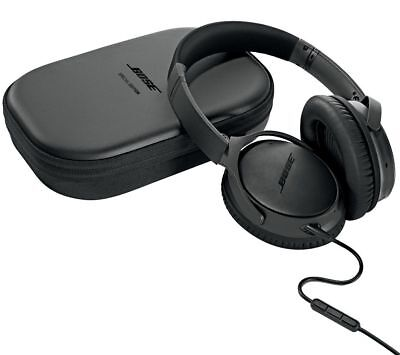 Bose QuietComfort 25 Noise Cancelling Headphones - Apple - Black Special Edition