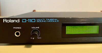 Roland D-110 Rack-Synthesizer/Soundmodul