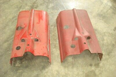 Farmall H Tractor Hoods