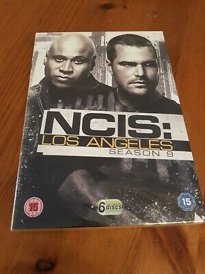 NCIS Los Angeles Season 9 DVD Brand New & Sealed UK REGION 2 + Special Features