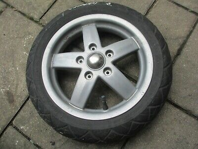 Vespa Lx50, Lx150 (And More) Oem Front Wheel With Tire