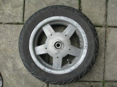 Vespa Lx50, Lx150 (And More) Oem Rear Wheel With Tire