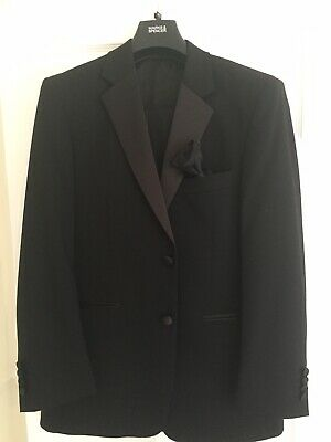 Dinner jacket, bow tie and shirt *brand new*