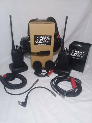 T2Rc 2 Man Racing Communications System