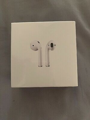 Apple AirPods 2nd Gen w/ Charging Case MV7N2AM/A Brand New Sealed