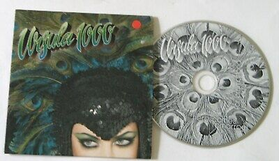 Ursula 1000 'here comes tomorrow' Great Promotional CD-see main part also