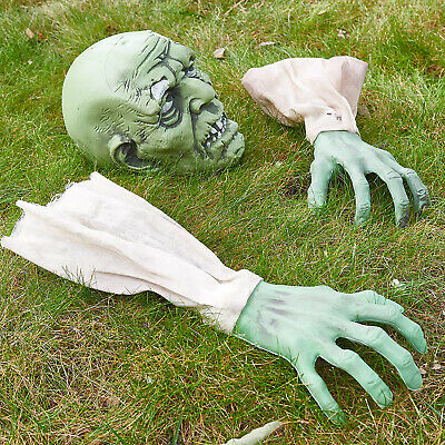 Halloween Decorations Creepy Scary Groundbreaker Zombie Outdoor Halloween Decor