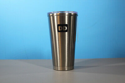 Dunkin' Donuts Stainless Steel Travel Tumbler Cup