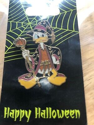 2006 Disney Pin - Disneyland / Disney World -  DONALD DUCK as a WIZARD