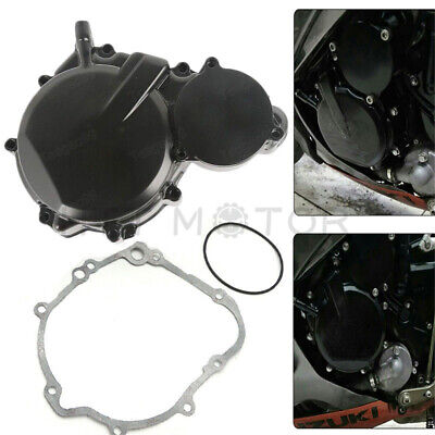 For Suzuki GSXR 600/750 2006-2013 Engine Stator cover BLACK Left