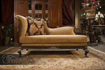 Vintage Style Chaise Sofa Chair $250.00