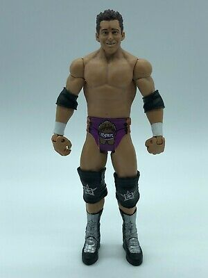 WWE Zack Ryder Woo The Long Island Iced Z Wrestling Action Figure Kid Mattel Toy