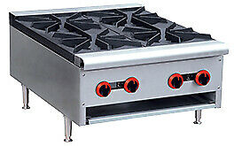 GasMax Cook Top NG 4 Burners With Flame Failure 600mm Wide