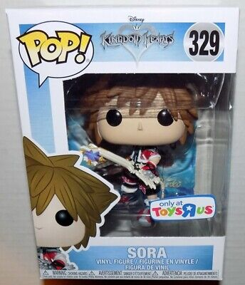 Funko Pop! Disney #329 Kingdom Hearts TRU Exclusive Sora Brave Form Vinyl Figure
