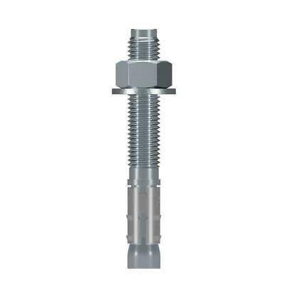 """Simpson Strong-Tie 3/4"""" x 5-1/2"""" Strong-Bolt2 Wedge Anchor STB2-75512R10 10Count"""