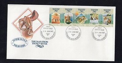 Australia Post 1987 First  Day Covers