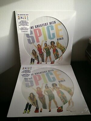 SPICE GIRLS - LP PICTURE DISC ED LIMIT 2500u - GREATEST HITS - PRE ORDER 28/6