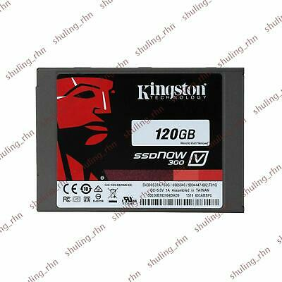 "For Kingston SATA III SSD UV300 2.5"" 120GB Internal Solid State State Drive SL63"