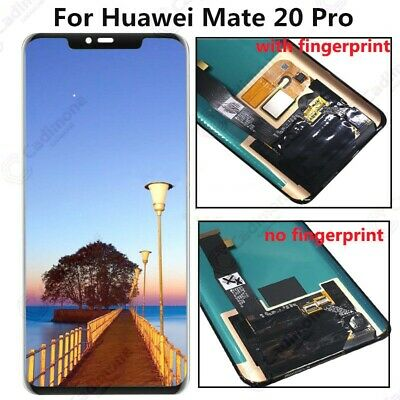 "Pour Huawei Mate 20 Pro 6.39""LCD Display Touch Screen Écran tactile Digitizer H2"