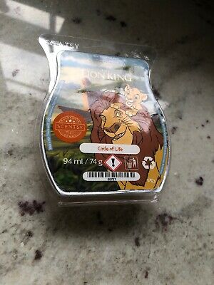 Scentsy Wax Disney The Lion King Circle Of Life