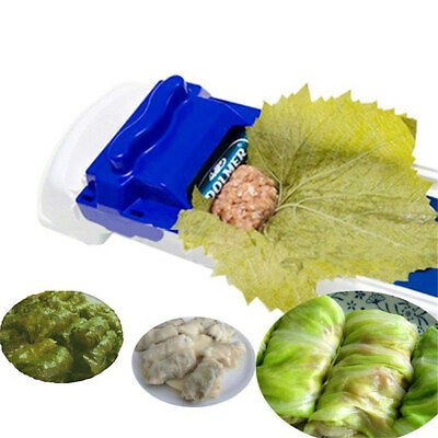 1PC Stuffed Grape Cabbage Leaf Rolling Roller Machine Vegetable Meat Curler TooL