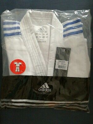 ADIDAS EVOLUTION J200E JUDO KARATE Kinderanzug Gr.110 120
