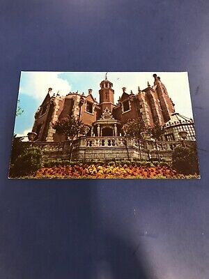 Walt Disney World Vintage  The Haunted Mansion Retirement home for 99 ghosts
