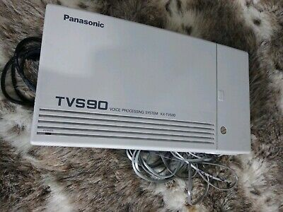 Panasonic KX-TVS90 Voice Processing System With Power Cord