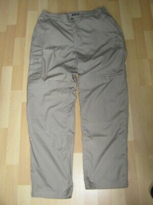 Mens Craghoppers Zip off Trousers size 32 waist
