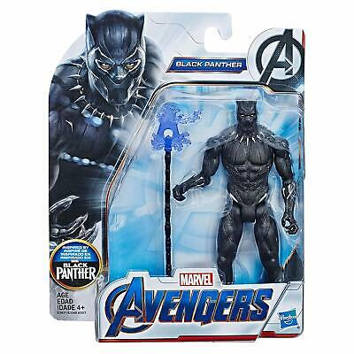 Marvel Avengers: Endgame BLACK PANTHER 6-Inch Scale Figure COLLECTOR NEW