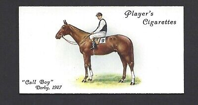 Player - Derby And Grand National Winners - #20 Call Boy