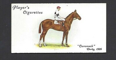 Player - Derby And Grand National Winners - #19 Coronach