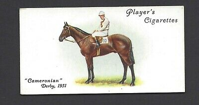 Player - Derby And Grand National Winners - #24 Cameronian