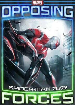 Topps Marvel Collect Spider-Man 2099/Maestro Opposing Forces #4 [DIGITAL TILT]