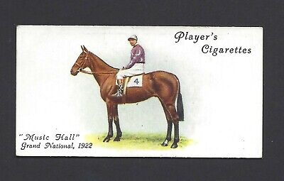 Player - Derby And Grand National Winners - #40 Music Hall