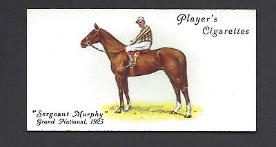 Player - Derby And Grand National Winners - #41 Sergeant Murphy