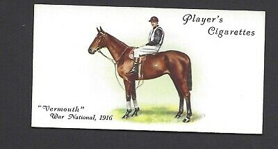 Player - Derby And Grand National Winners - #35 Vermouth