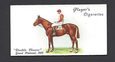 Player - Derby And Grand National Winners - #43 Double Chance