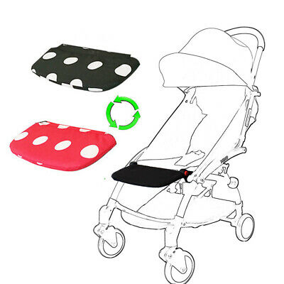 Ln_ Baby Stroller Foldable Footrest Legs Foot Board Extension Pushchair Access