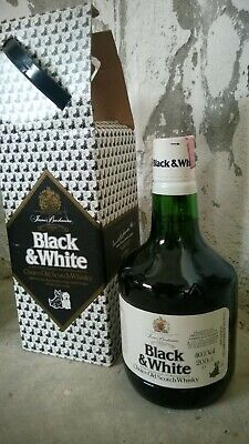 Black & White Special Blend of Buchanan's Choice Old Scotch Whisky 2 Litre BOX
