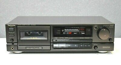 TECHNICS RS-BX606 Vintage High End Tapedeck