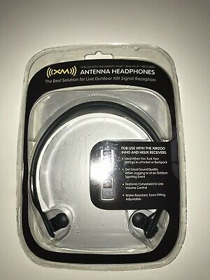 BELKIN XM Antenna Headphones F5X002 For Xm2Go Inno and Helix Receivers