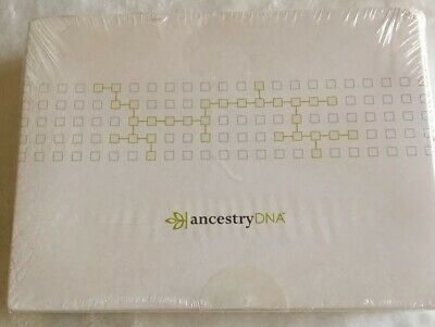 AncestryDNA Genetic Testing - DNA Ancestry Test Kit NEW *Free Shipping*