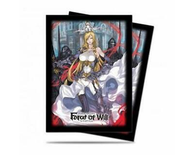 UP - Standard Sleeves - Force of Will - Valentina (65)