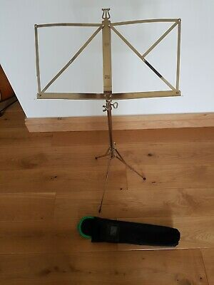 Music Stand - Folding Portable,