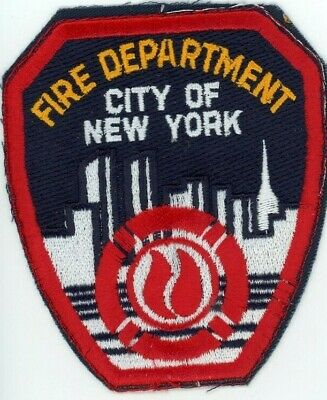 Patch Fire Department, City of New York.       P7