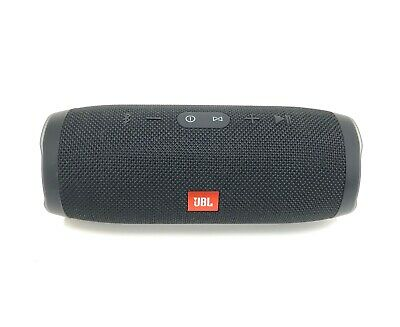 JBL CHARGE 3 Waterproof Portable BT Speaker/Powerbank - Black (FREE SHIPPING)