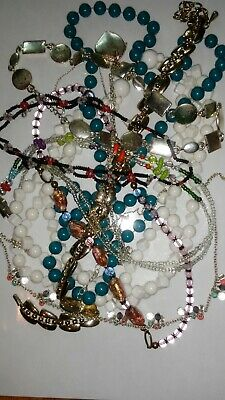 Junk Drawer NNecklace Lot